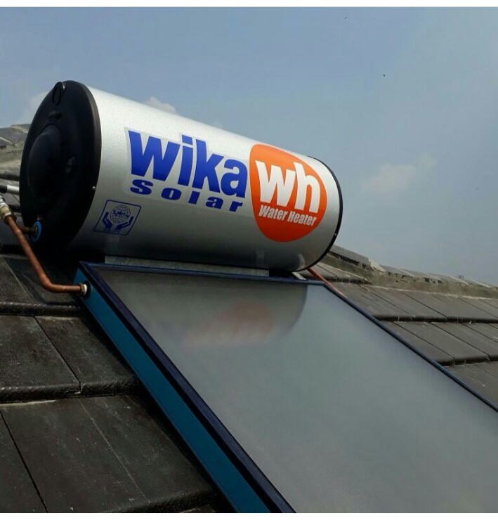 service wika water heater